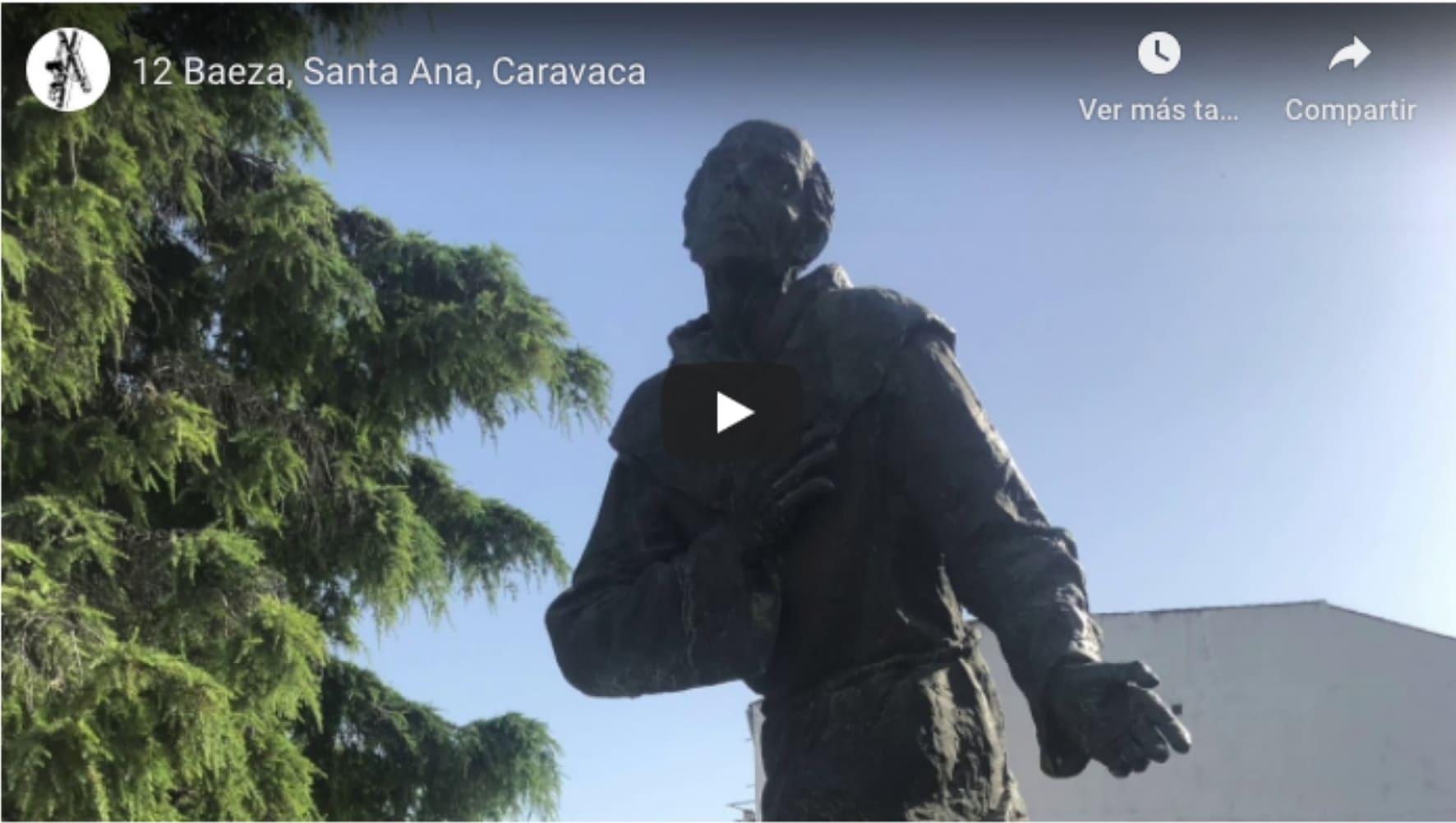 12. Baeza   Santa Ana   Caravaca