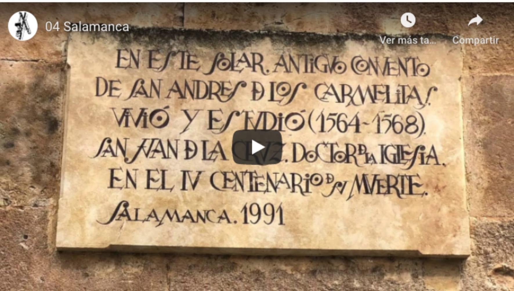 4. Salamanca