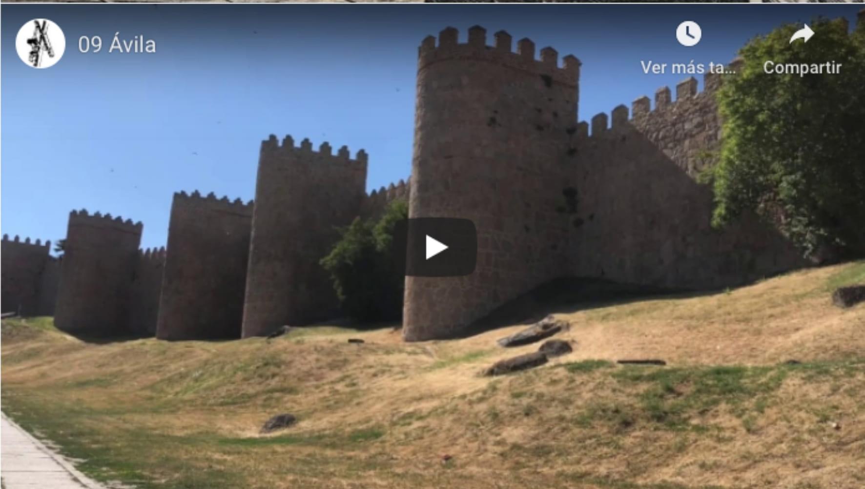 9. Ávila
